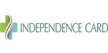 logo Independence Card