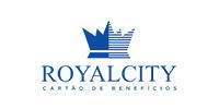 logo Royal city card