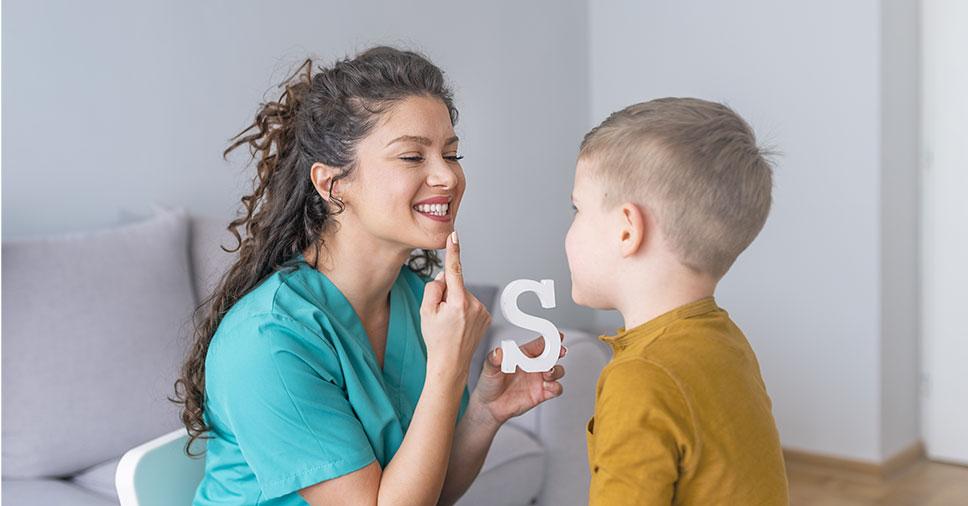 Fonoaudiologia infantil: saiba a hora de iniciar o tratamento!